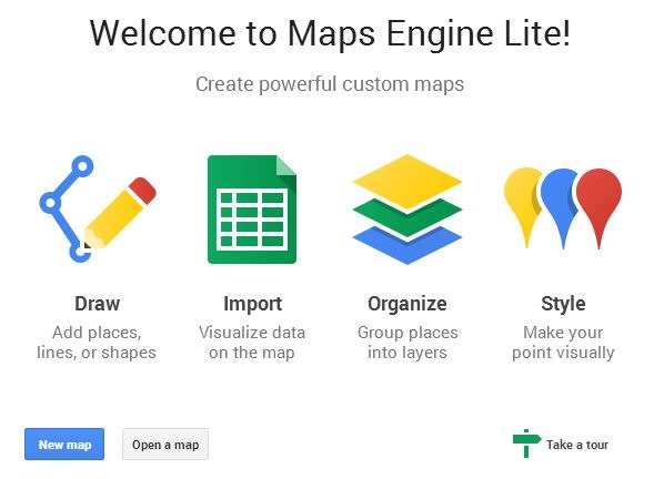 how to use a custom map in google navigation